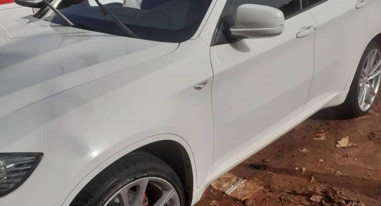 Aliu Cars, BMW X6