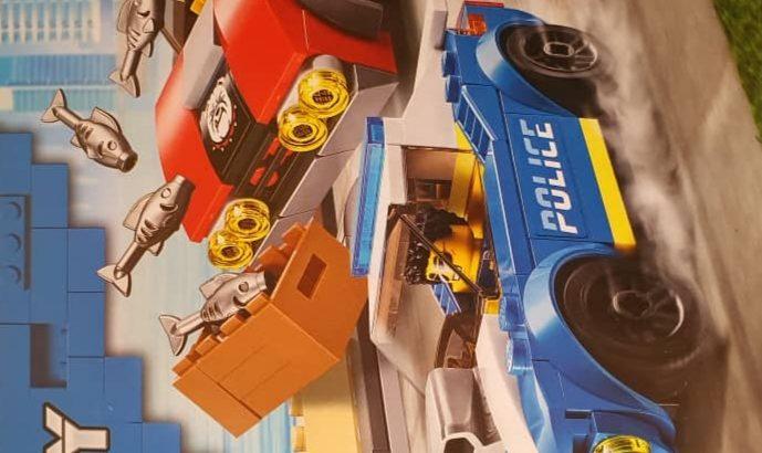 Vende-se brinquedos LEGO