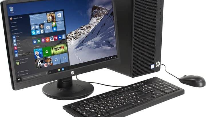 PC desktop*290G1MT