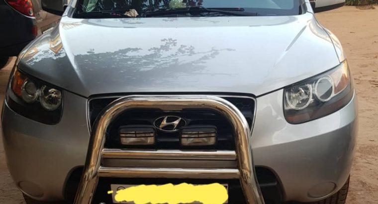 Hyundai Santa Fe II AWD GLS