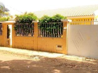 Casa de dois moradias